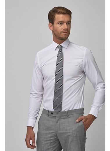 Altınyıldız Classics Tailored Slim Fit Klasik Gömlek 4A2000000001 Beyaz
